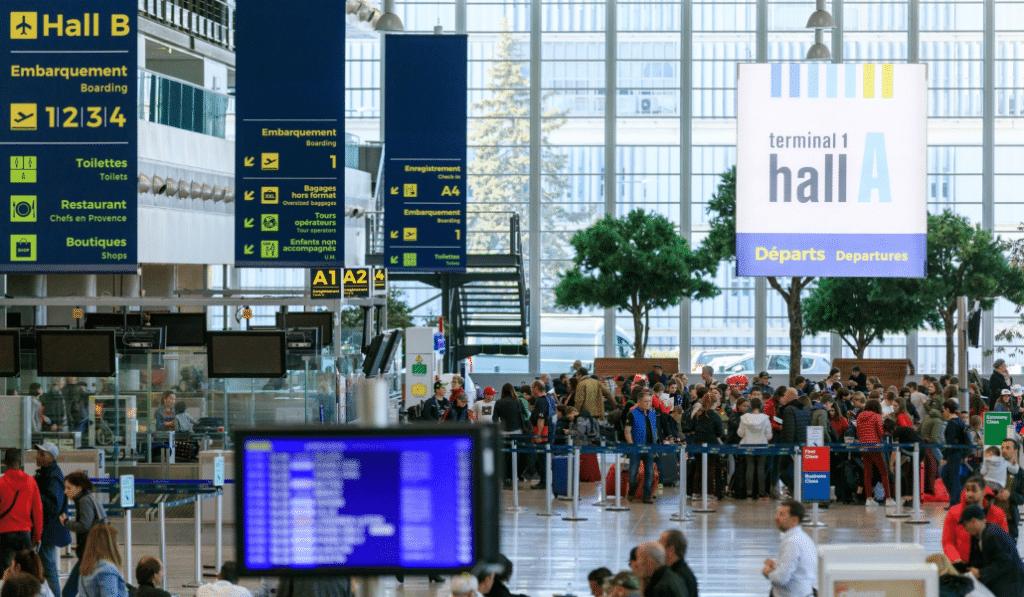 Covid 19 : Des tests antigéniques gratuits à l'aéroport Marseille Provence à partir d'aujourd'hui