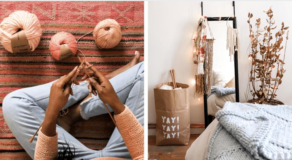 Le tricot, votre allié anti stress du confinement avec We Are Knitters !