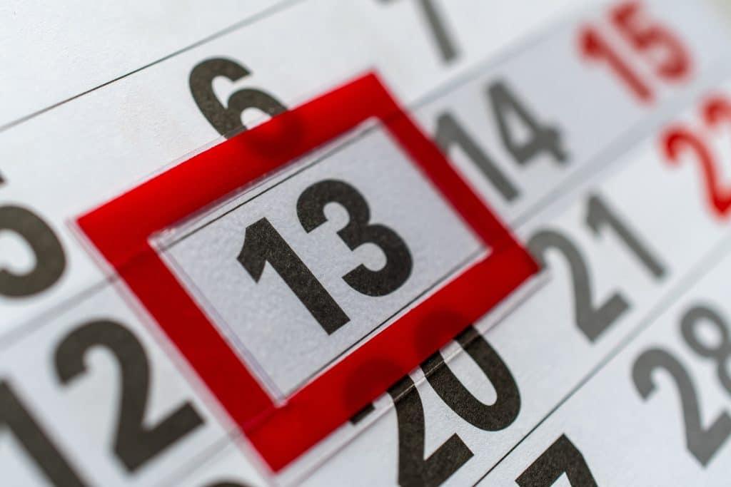 Aux origines de la superstition du vendredi 13!