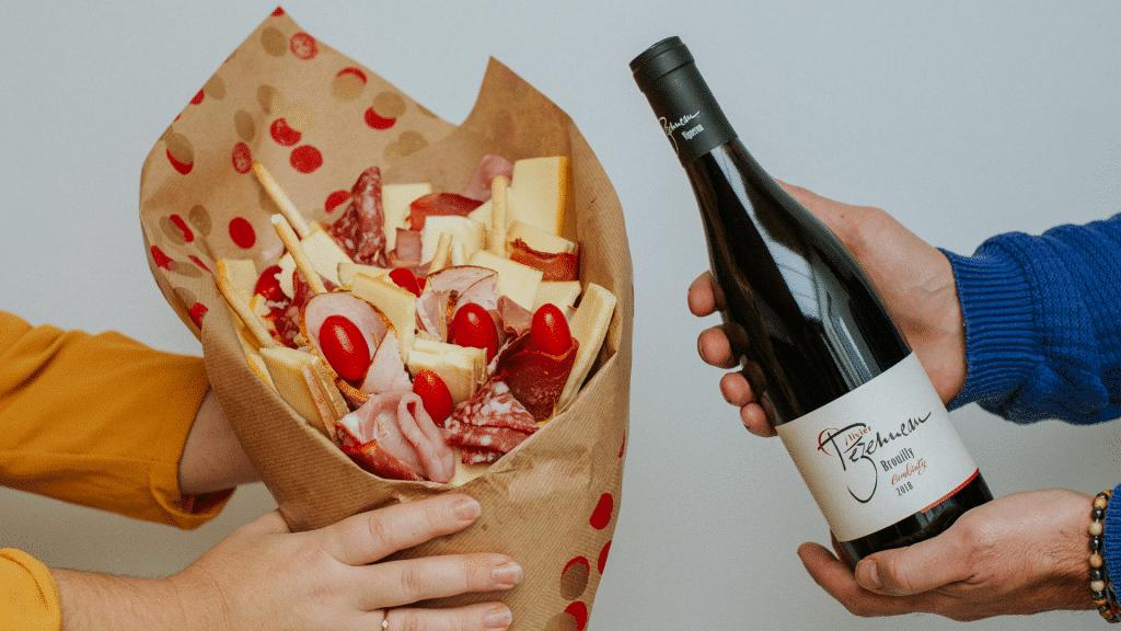 Insolite : en France, offrez un bouquet Raclette pour dire « Je t'aime » !