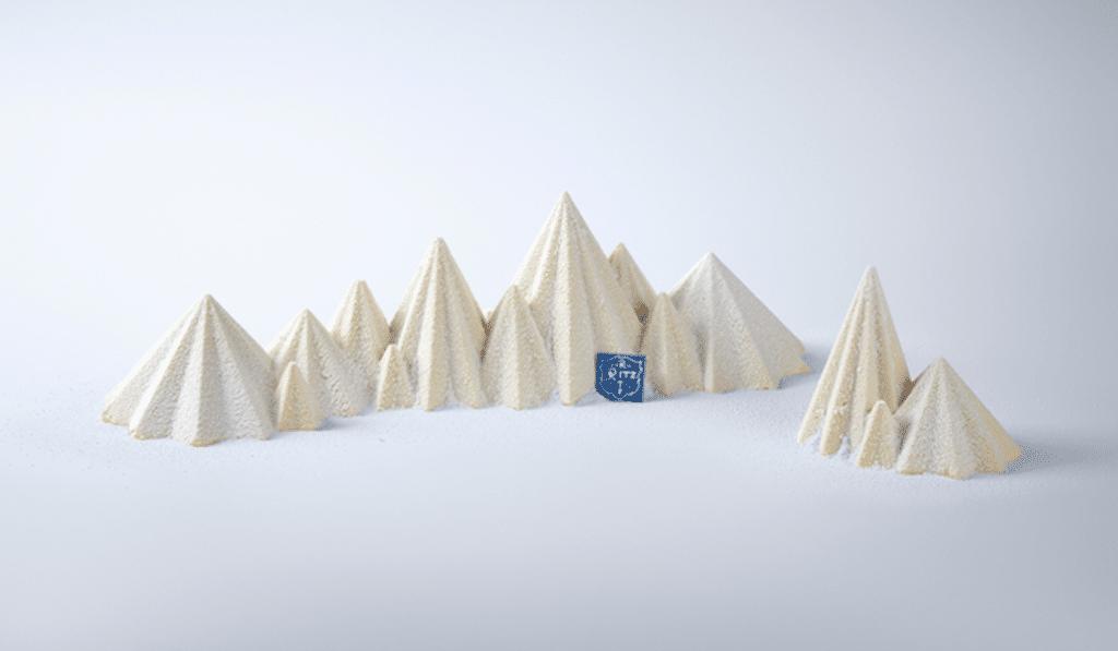 Noël 2020 : les plus belles Bûches de Noël revisitées par de grands pâtissiers français