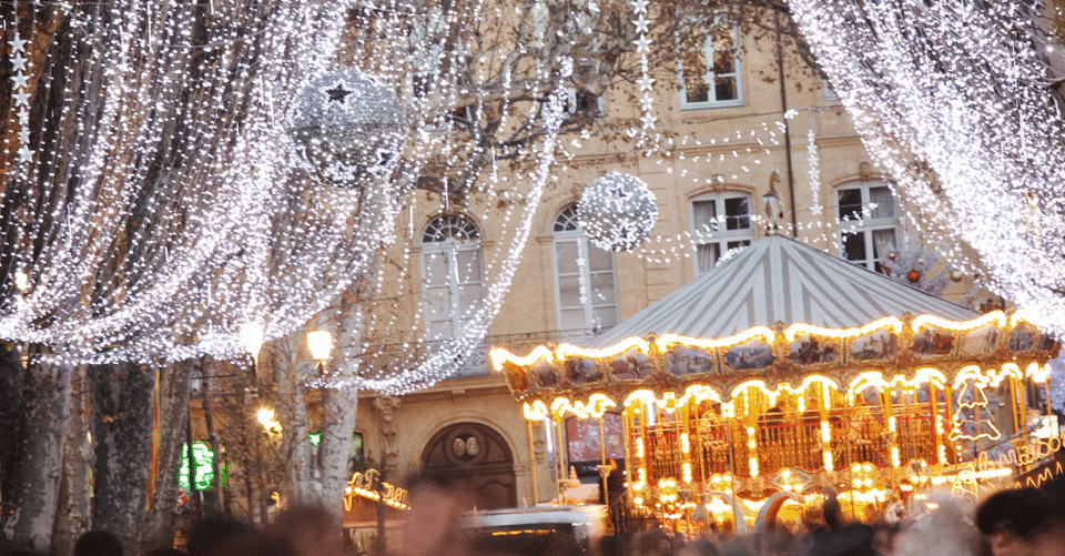 Noël en Provence : Tout ce qu'il y a à savoir pour profiter au maximum de cette période de fêtes!