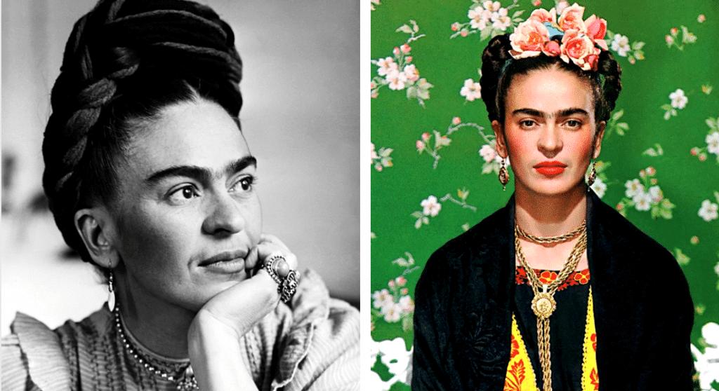 Une splendide exposition virtuelle gratuite dédiée à Frida Kahlo !