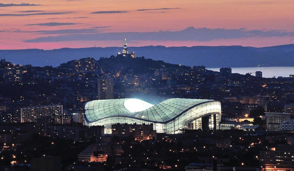 Marseille accueillera des tournois de football pour les Jeux Olympiques 2024 !