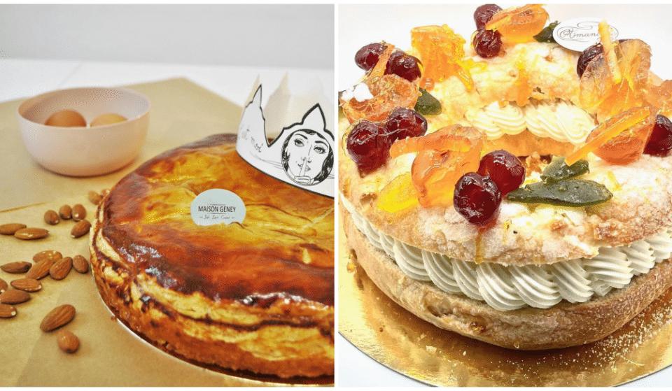 Épiphanie : Où trouver les meilleurs gâteaux des rois de Marseille ?