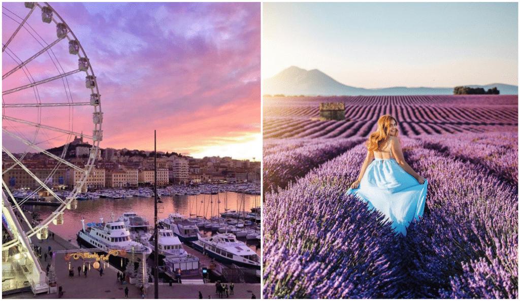 Les 10 lieux les plus Instagrammables de Marseille !