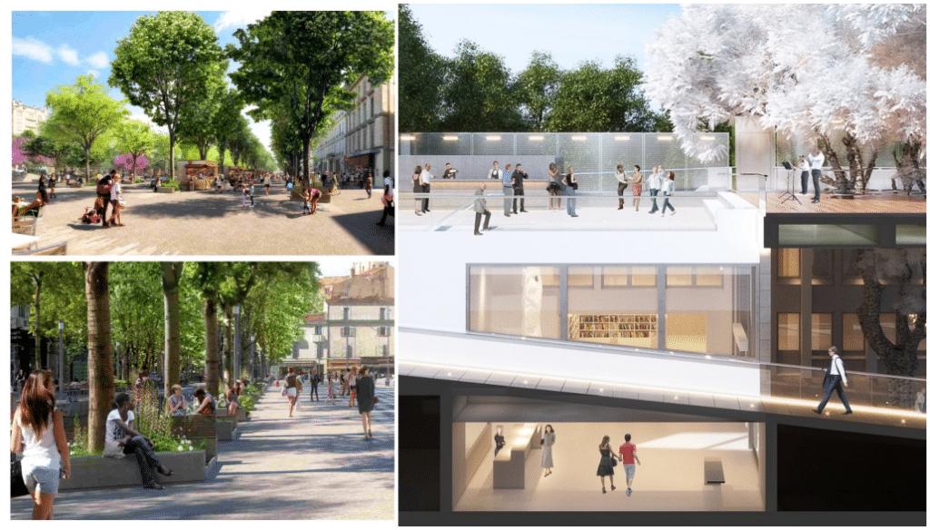 2021 : Les grands projets qui vont voir le jour à Marseille cette année !