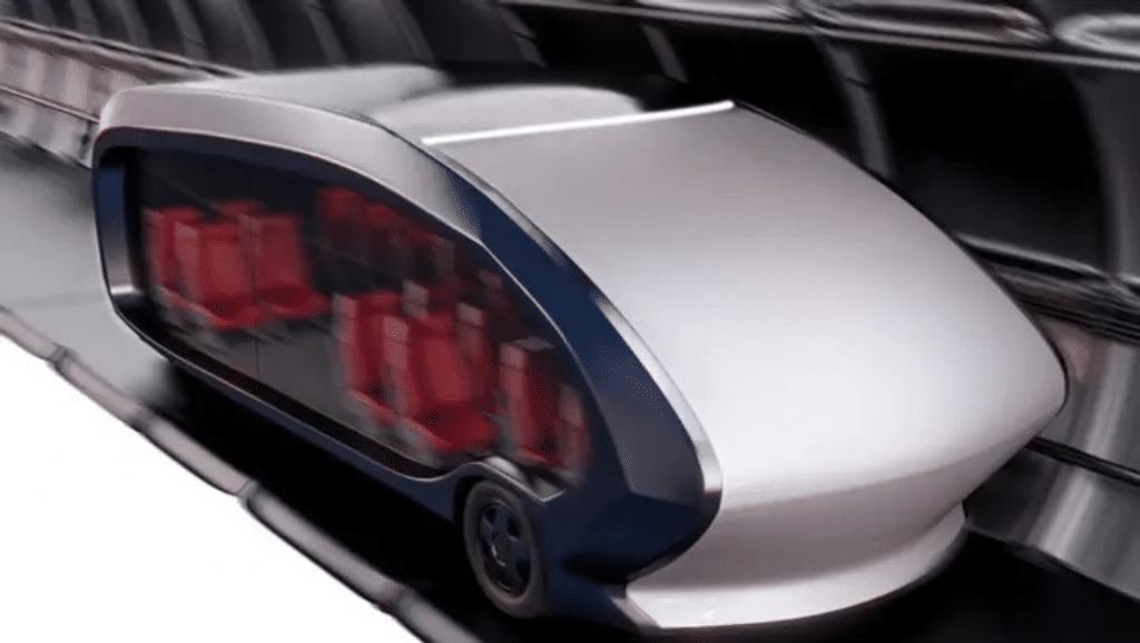 Aix et Marseille bientôt relliées via des Tunnels Souterrains et des «Minibus» Autonomes Propulsés !