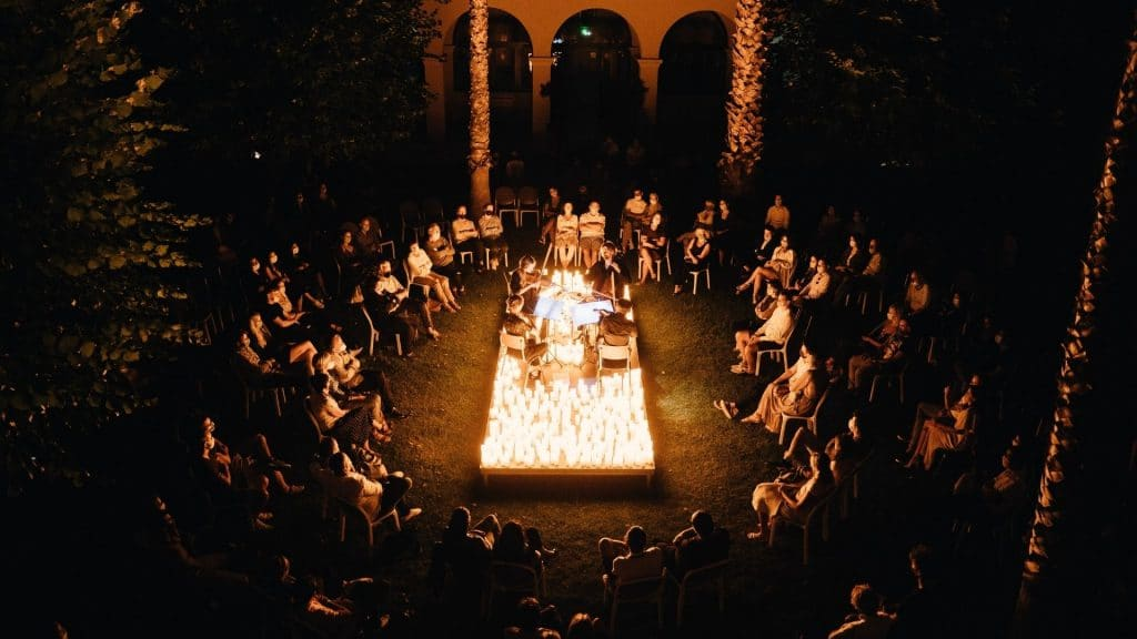 candlelight marseille open air nocturne concert classique à la bougie