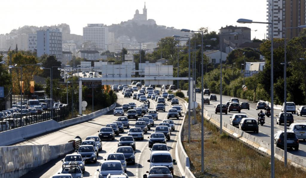 Marseille serait la ville la plus embouteillée au monde !