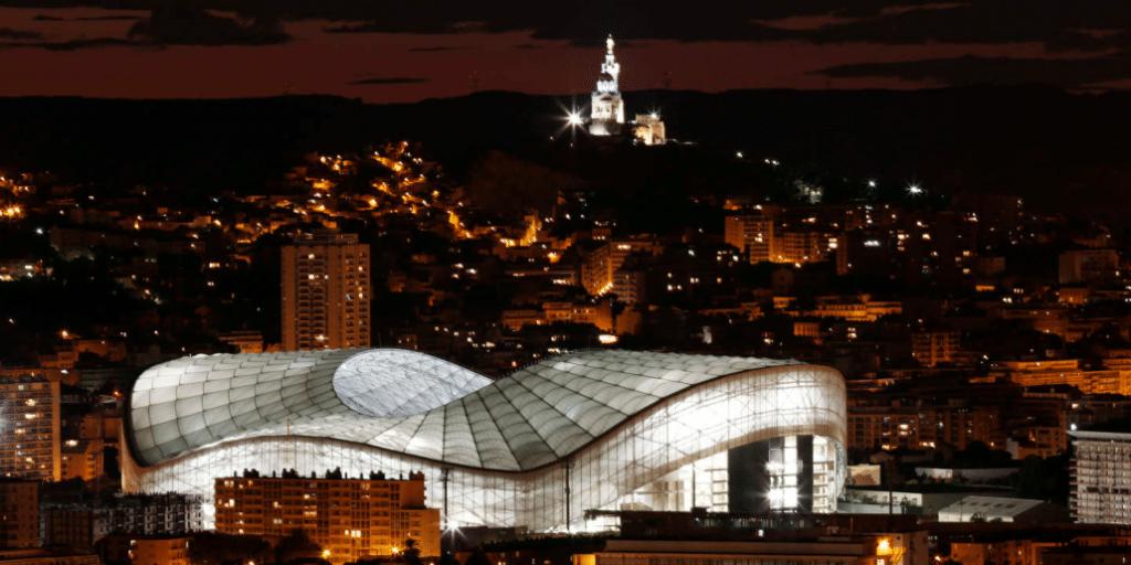 Le Stade Vélodrome de Marseille est à vendre sur Leboncoin !