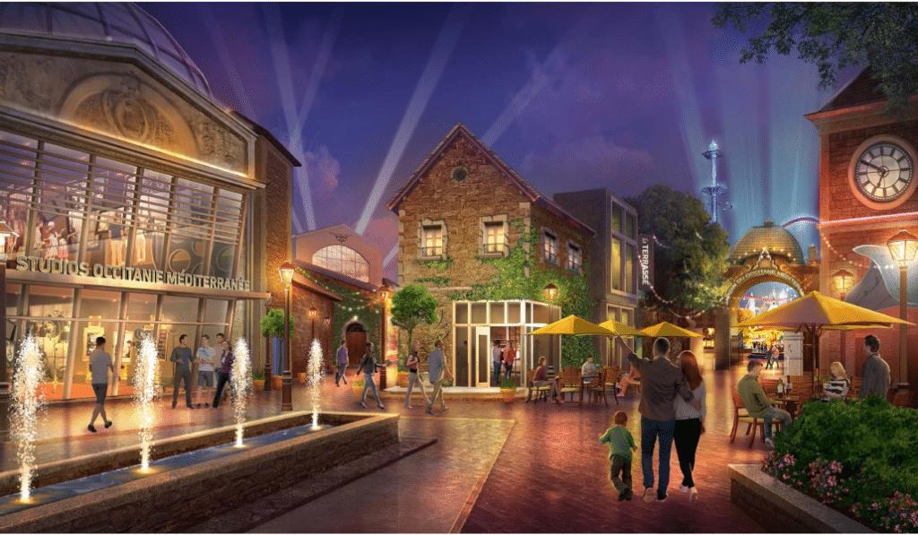 Un Universal Studios à la française va ouvrir prochainement près de Béziers !