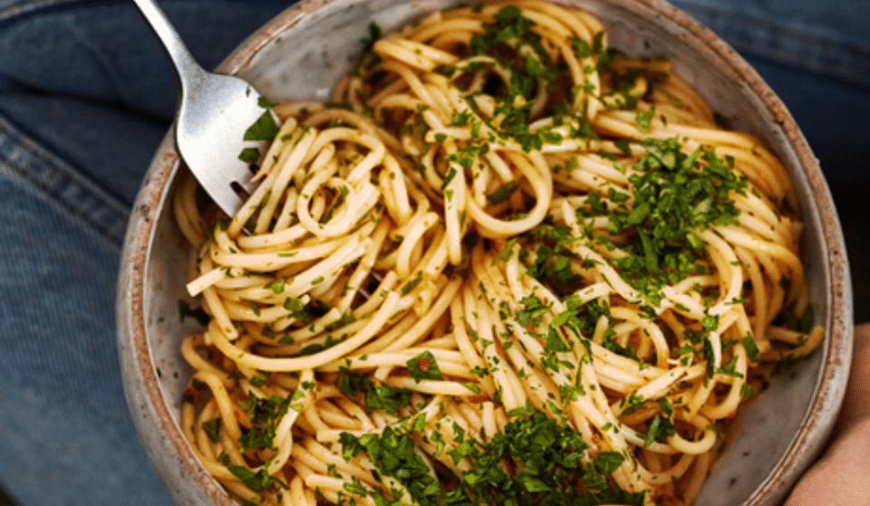 La recette des spaghettis à l'ail de la meilleure pizzeria de Marseille !