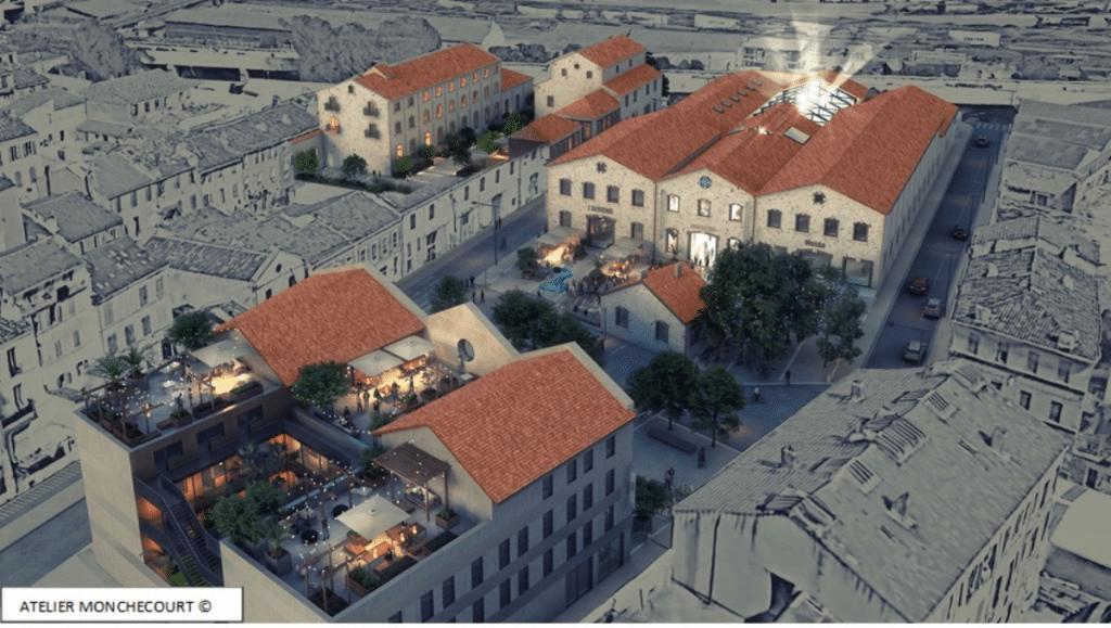Marseille : Bientôt un Musée du Street-Art et une École de Hip-Hop dans le 15e ?