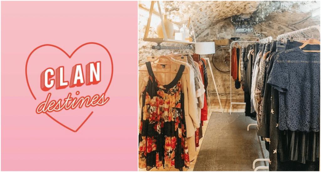 Les Clandestines lancent leur tout premier Vestiaire Collectif d'Échange de Vêtements à Aix !