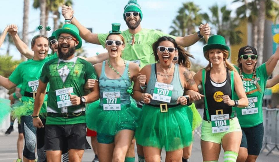 Saint Patrick's Run : Une Course Connectée en faveur des Brasseurs indépendants !