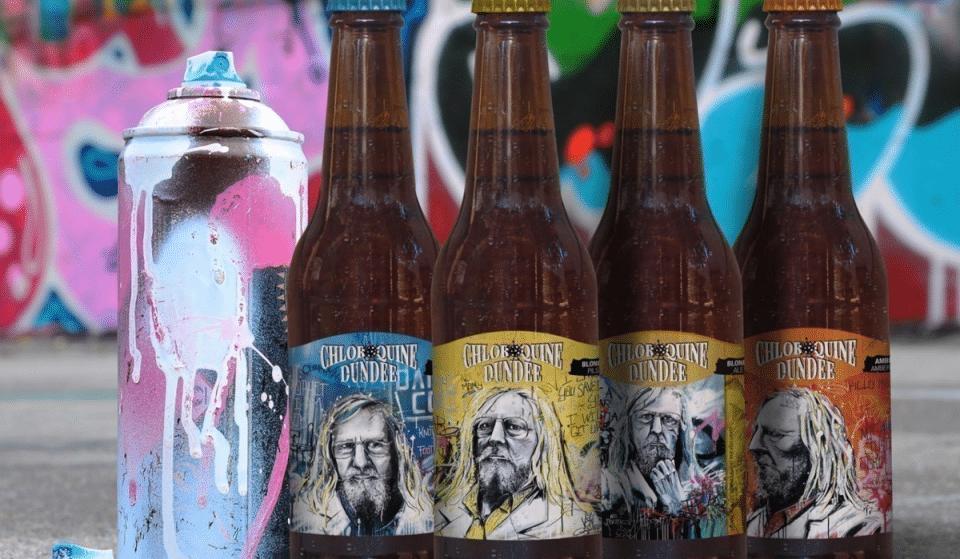 Une Brasserie Artisanale de l'Hérault imagine une Bière à l'effigie du Professeur Raoult !