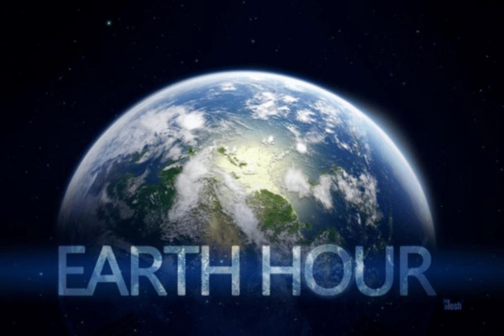 Environnement : Samedi 27 mars, éteignons tous nos lumières à 20h30 pour «Earth Hour» 2021 !