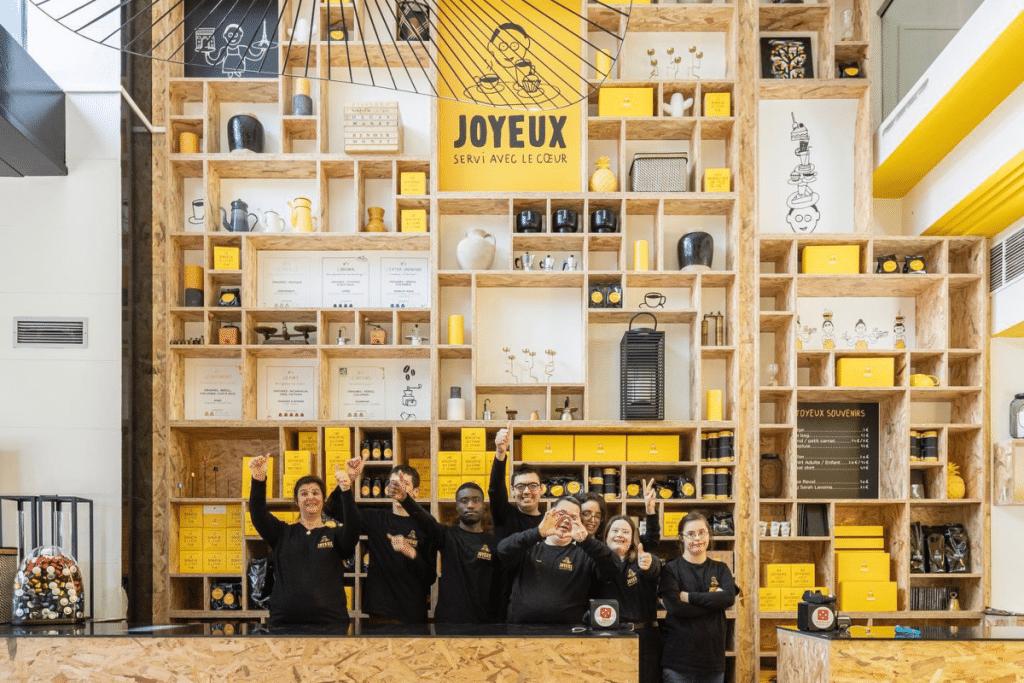 Café Joyeux : Un Café-Resto Solidaire d'un nouveau genre va voir le jour à Marseille !