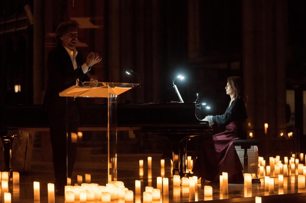 Candlelight : Les plus Grands Airs d'Opéra à la bougie à découvrir au Cloître de Marseille !