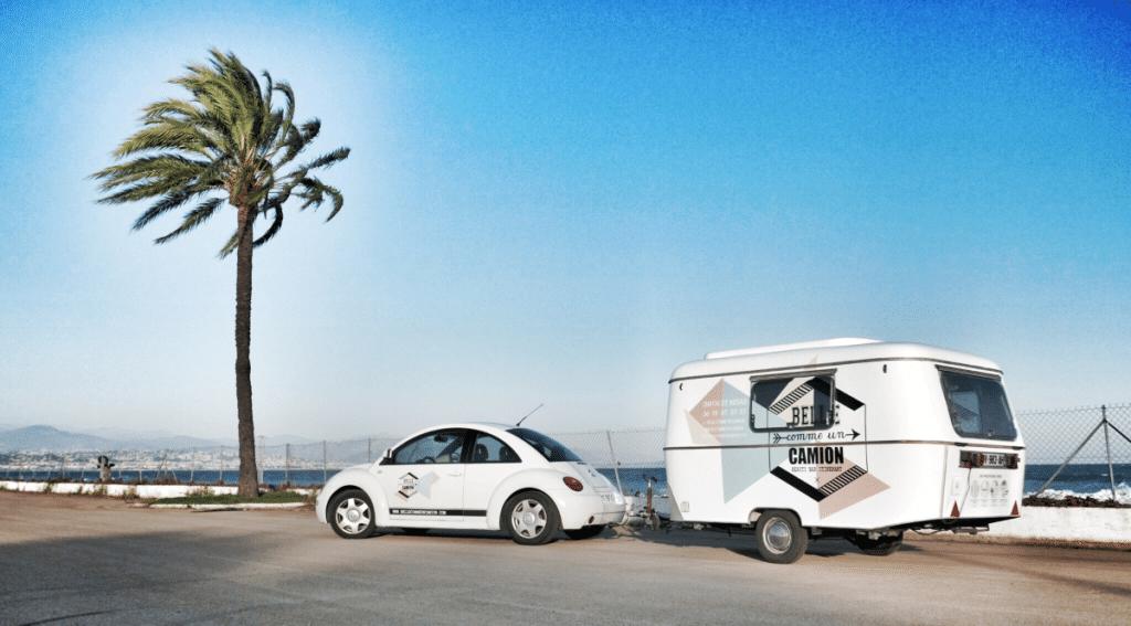 Belle Comme un Camion : Le premier Beauty Truck de la Côte d'Azur débarque à Marseille !
