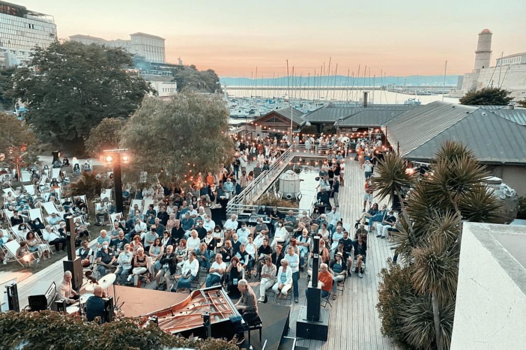 Le Festival Marseille Jazz des Cinq Continents revient cet été avec une programmation inédite !