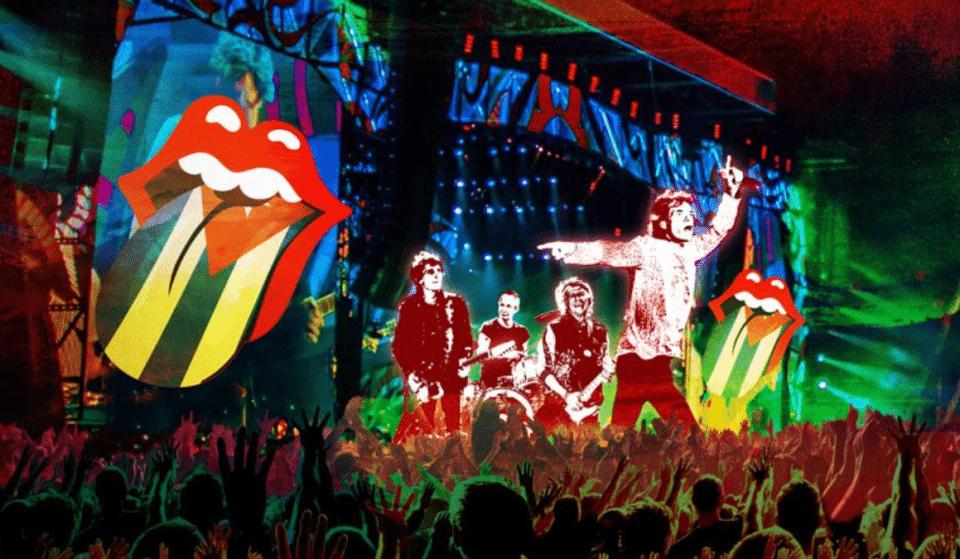 Une Expo Immersive internationale consacrée aux Rolling Stones arrive à Marseille en Juin 2021 !