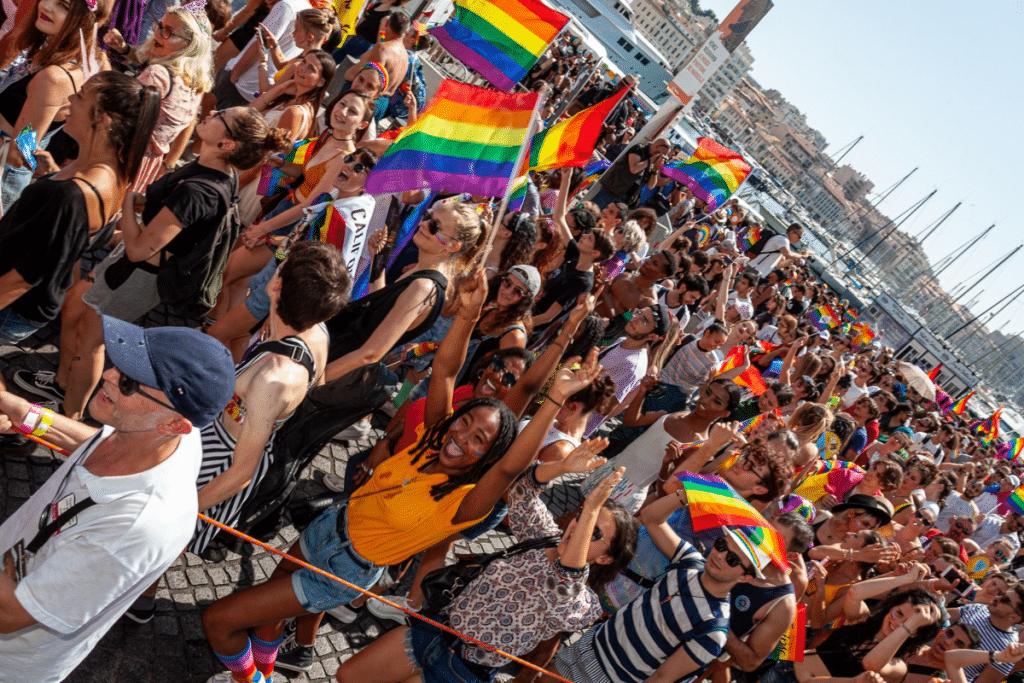 Le Défilé de la Pride de Marseille aura lieu le 3 juillet 2021 !
