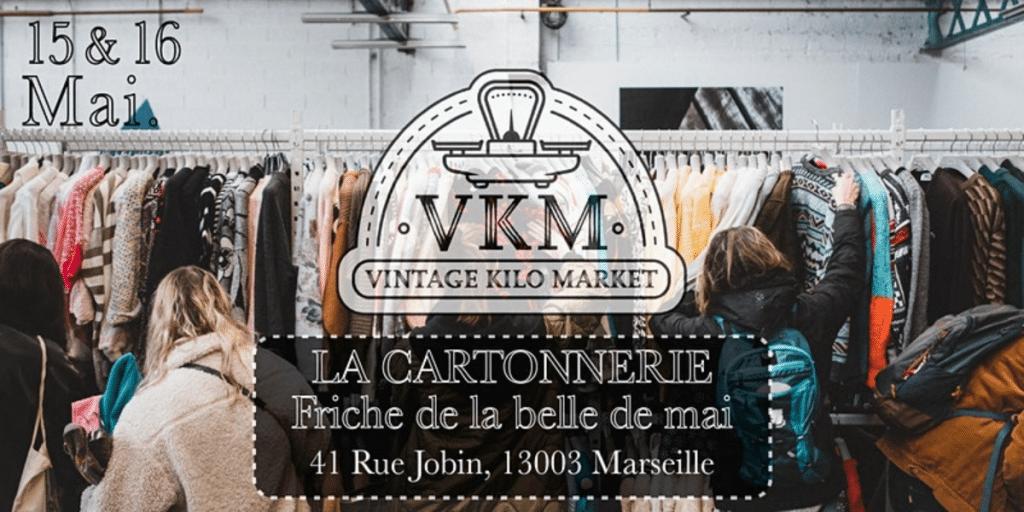 Un grand Marché Vintage débarque à la Friche de la Belle de Mai !