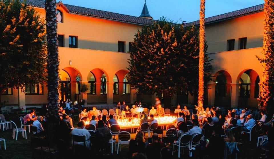 De magnifiques concerts Candlelight Open Air au Cloître de Marseille !