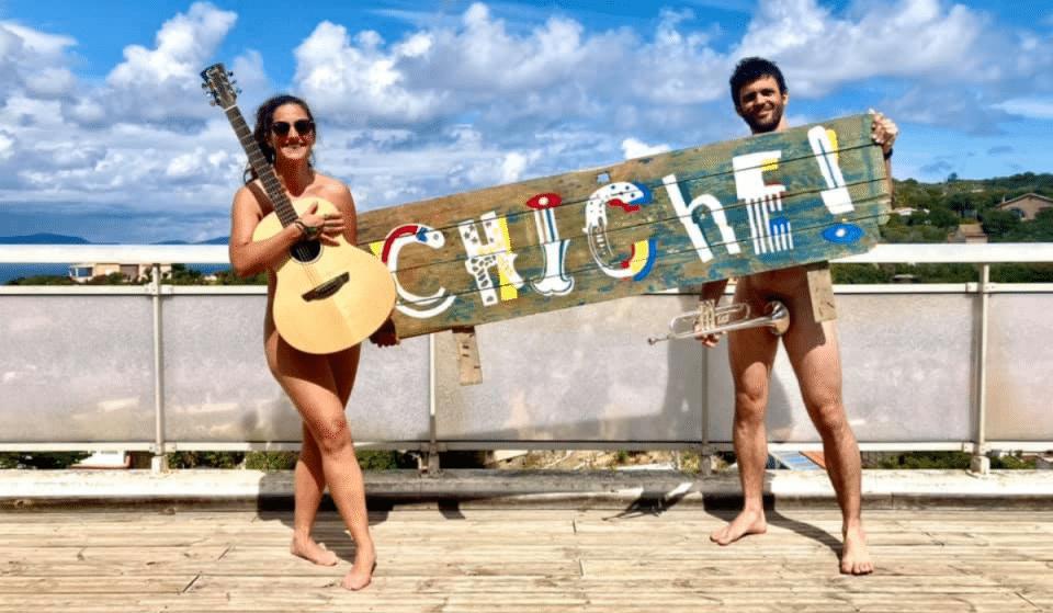 «Chiche» : Le premier Festival 100% Naturiste arrive dans le Sud cet été !