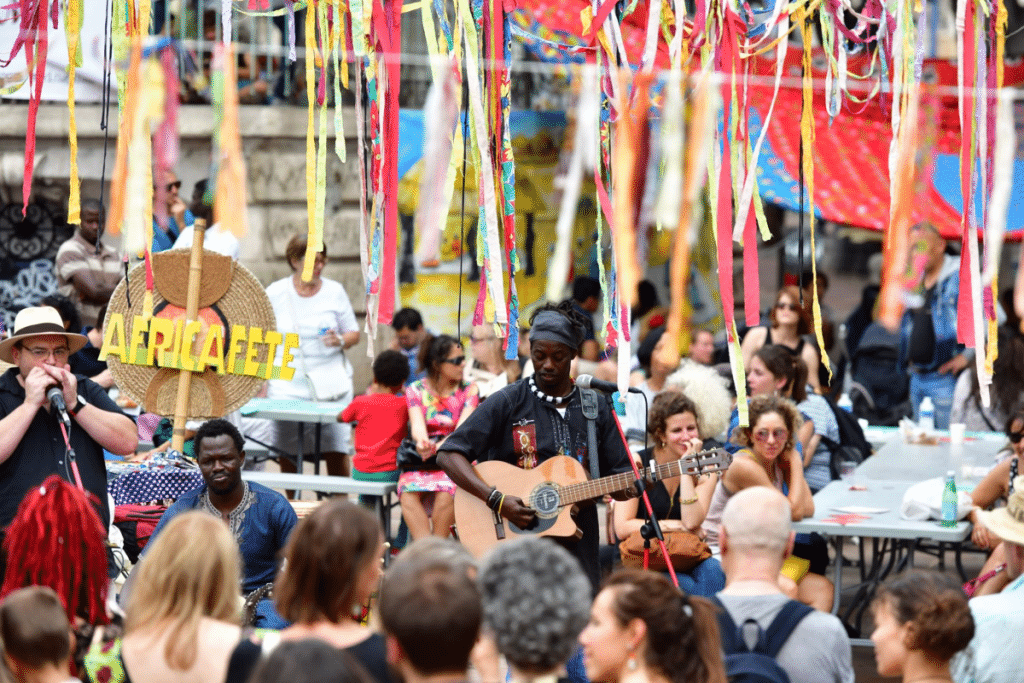 «Here comes Africa», un Festival 100% dédié à la Création Africaine à la Friche Belle de Mai !