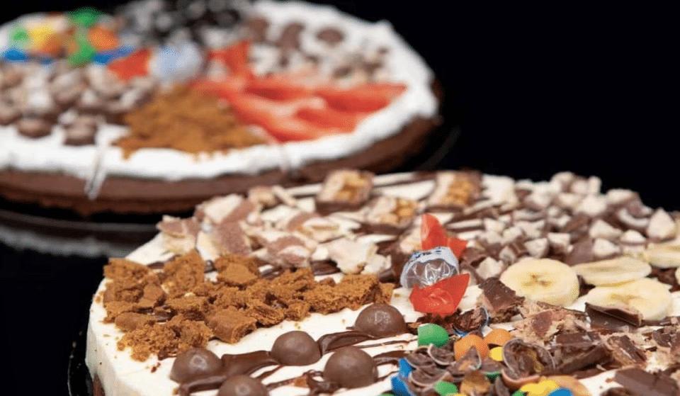 Les Pizzas Sucrées de Be Brownies : LA nouvelle sensation Food à Marseille !