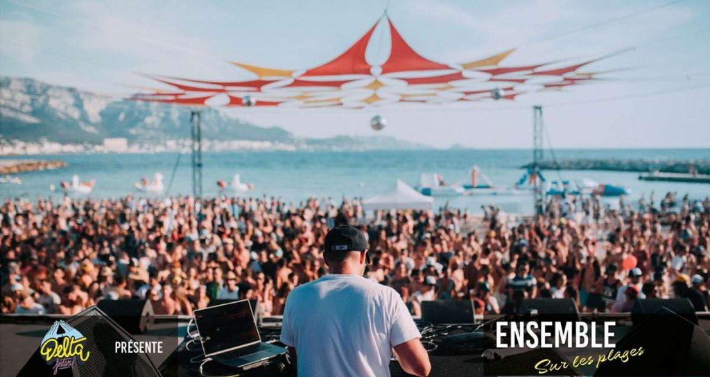 Marseille : Un tout nouveau Festival débarque cet été sur les Plages du Prado !