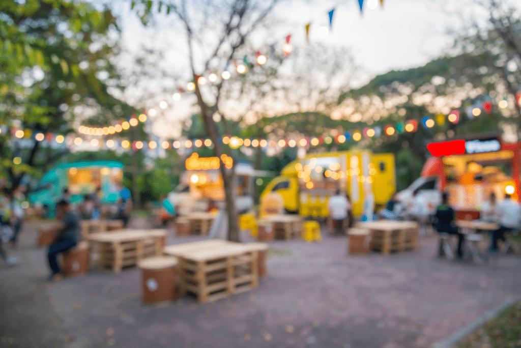 Marseille : Un grand Village de Foodtrucks s'installera tout l'été au Parc Borély !