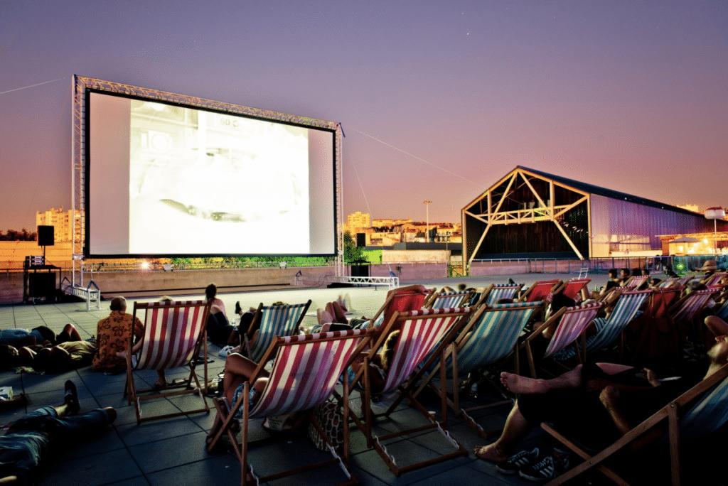 Le grand Cinéma en Plein Air de la Friche La Belle de Mai fait son retour ce weekend !