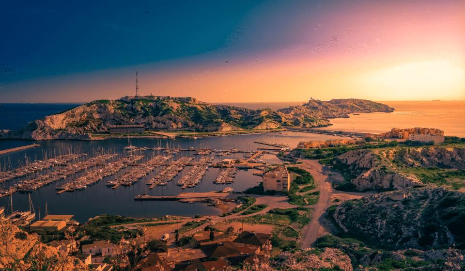 Marseille : Le Collectif Borderline lance «Ô Frioul», le premier Festival sur les îles Frioul !