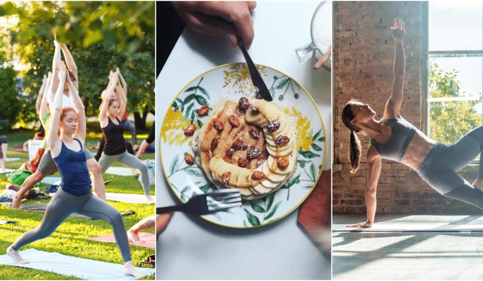 Marseille : De Bon'heur Café et Yoga du Sud organisent une session «Yoga & Brunch» ce weekend !
