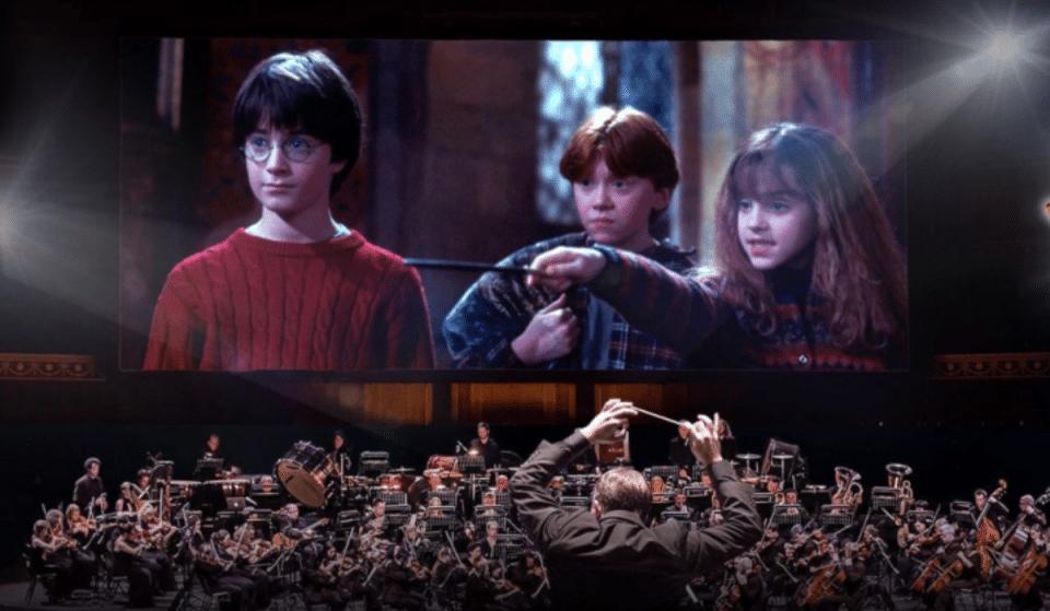 Inédit : Un gigantesque Ciné-Concert Harry Potter en Live débarque à Marseille !