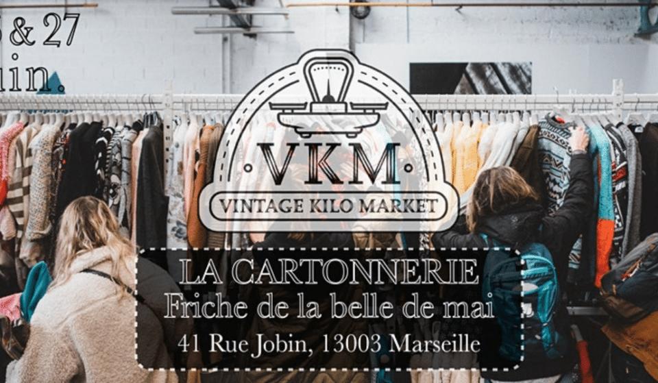 Un grand Marché Vintage débarque à la Friche de la Belle de Mai ce weekend !