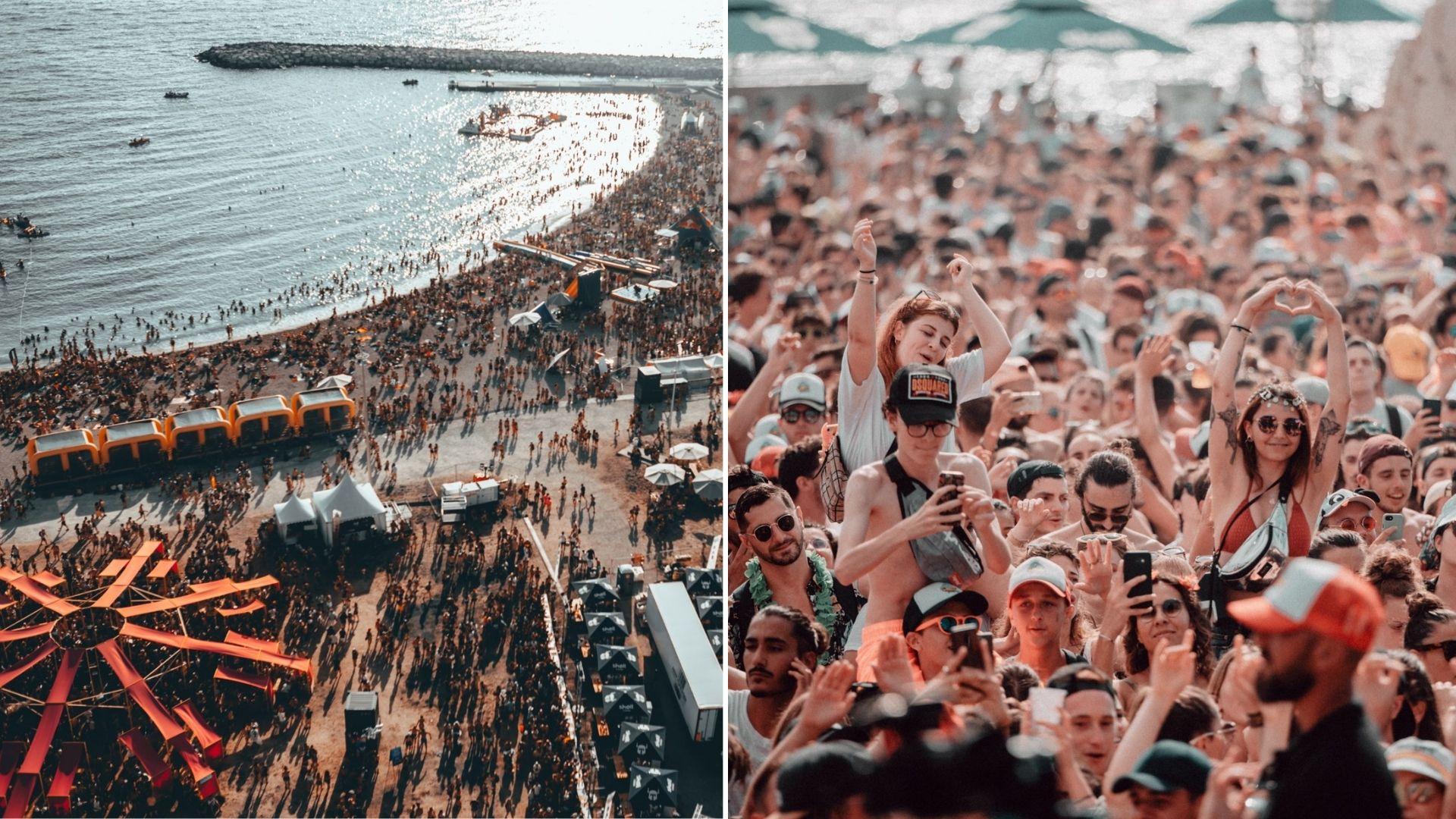 delta festival plages du prado marseille musique août places