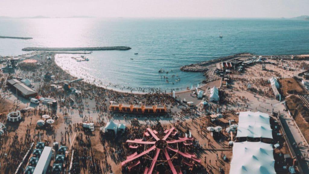 plages du prado marseille delta festival musique