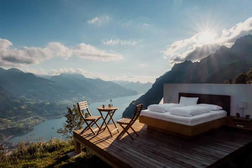 Vacances : Les logements Airbnb qui font le plus rêver les Français cet été !