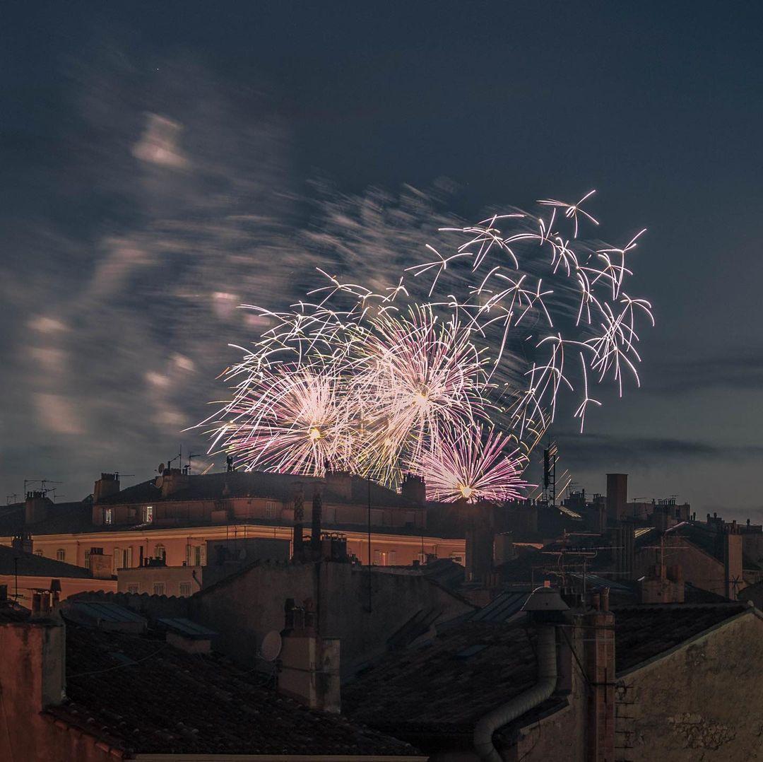 marseille feu d'artifice port 14 juillet 2021 4