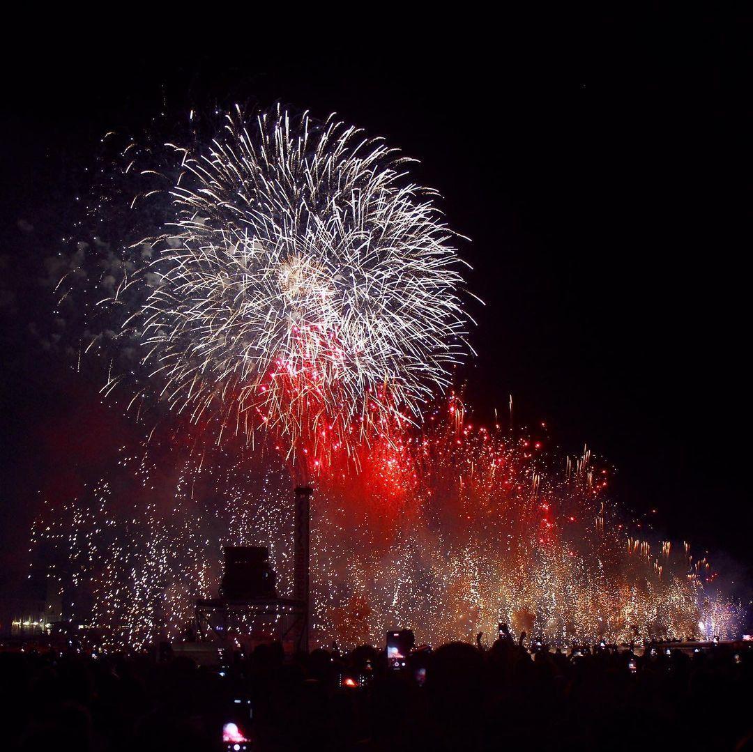marseille feu d'artifice port 14 juillet 2021 5