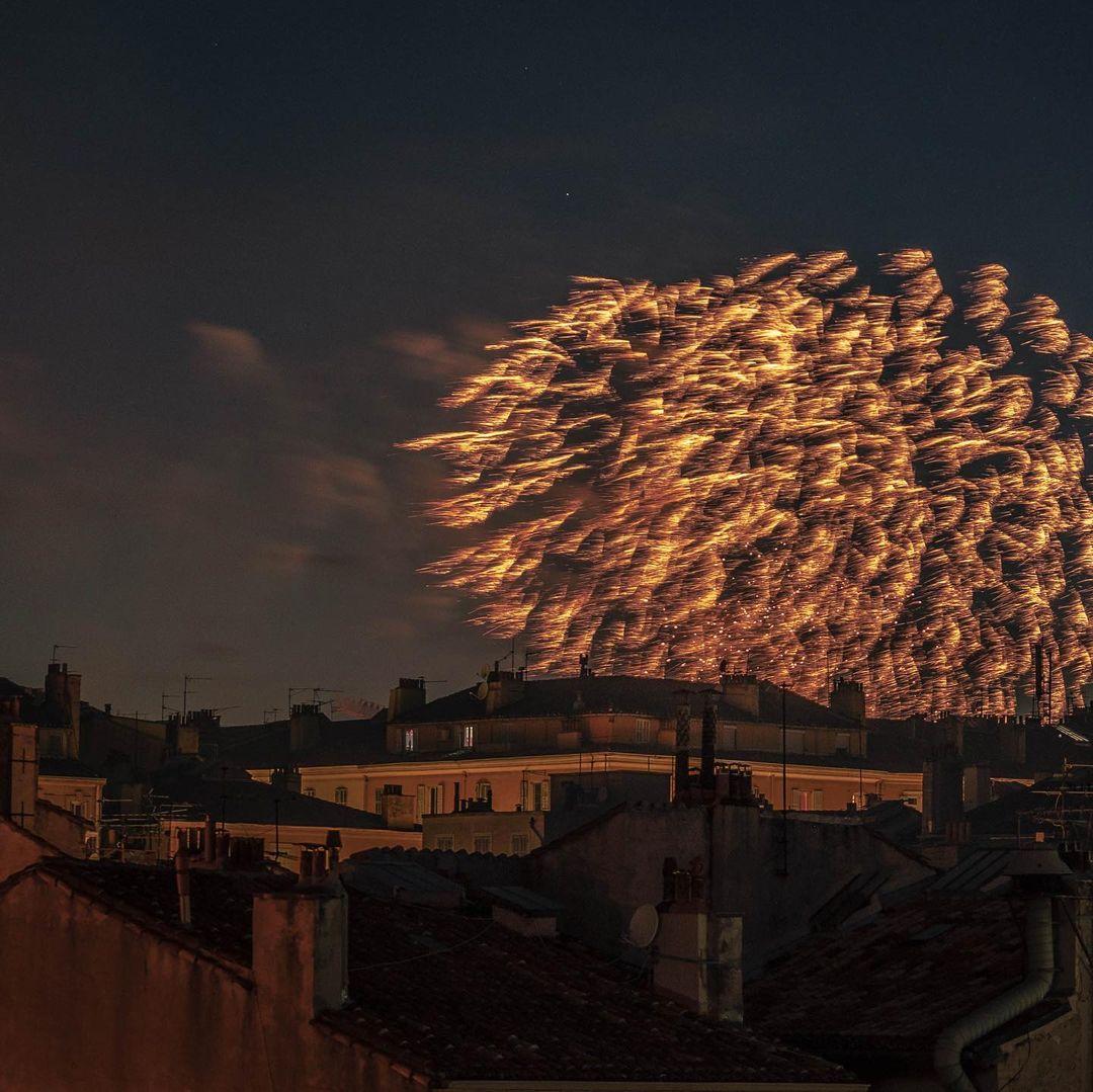 marseille feu d'artifice port 14 juillet 2021 2