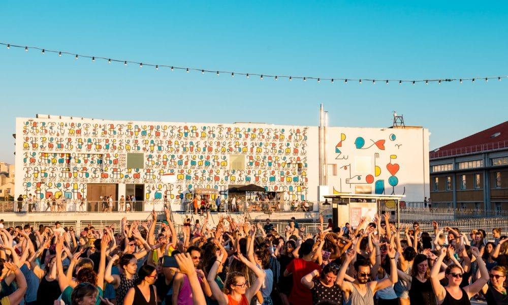 marseille festival utopia rooftop musique lineup