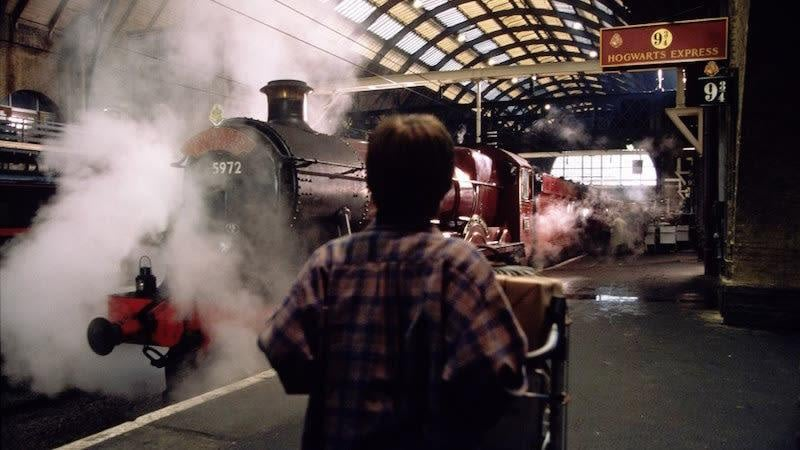 Harry Potter : une expérience digitale grandeur nature au coeur de la Gare Marseille Saint-Charles ce week-end !