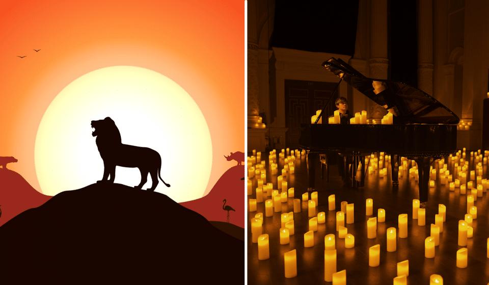 Candlelight : des concerts à la bougie sur les plus belles musiques de films à Marseille !