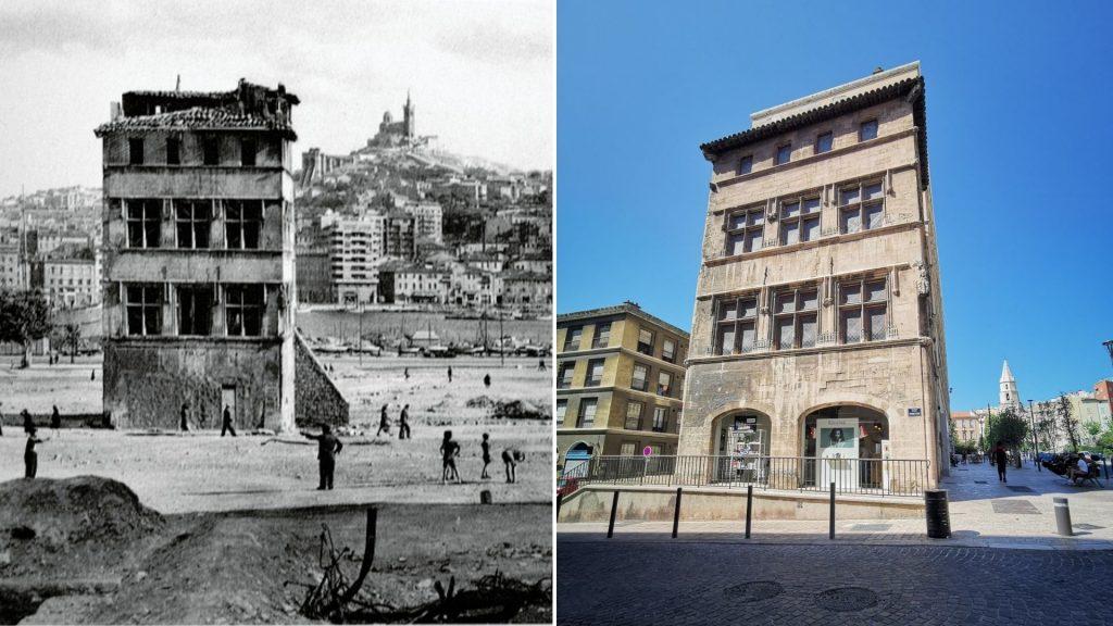 marseille vente plus vieille maison monument